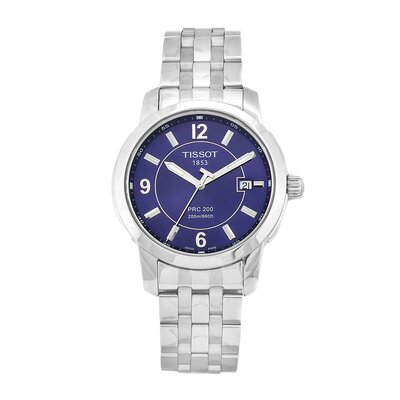 Tissot T-Sport Men's Watch with Blue Dial