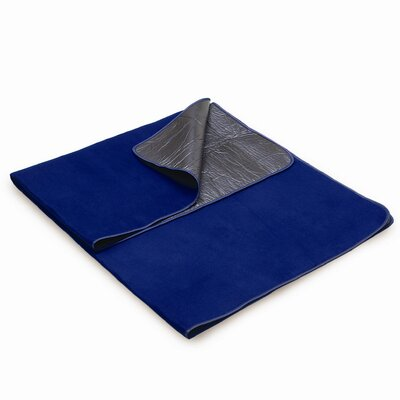 Polyester Fleece Blanket Tote