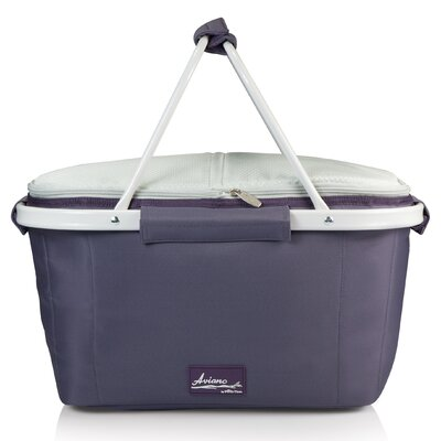 Picnic Time Market Basket Aviano Tote Cooler