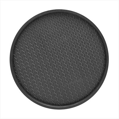 Kraftware San Remo Eclipse Design Deluxe Round Serving Tray
