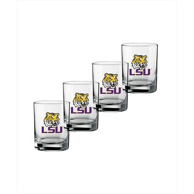Kraftware Collegiate LSU 14 oz. Glass