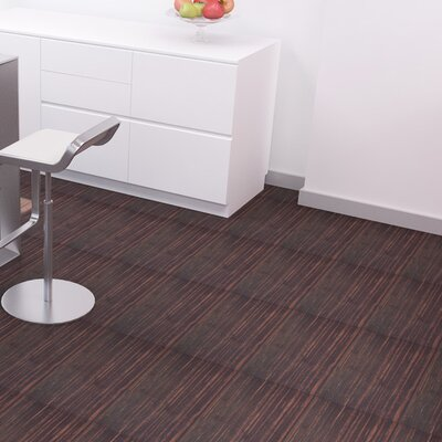 "Kaska Bamboo Series 6"" x 24"" Porcelain Tile in Bamboo Brown"