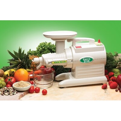 Tribest Green Star Deluxe Juicer