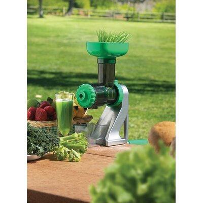 Tribest Z-Star Manual Juicer