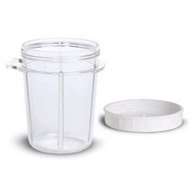 Tribest 8 oz. Grinding Container with Lid (Set of 2)