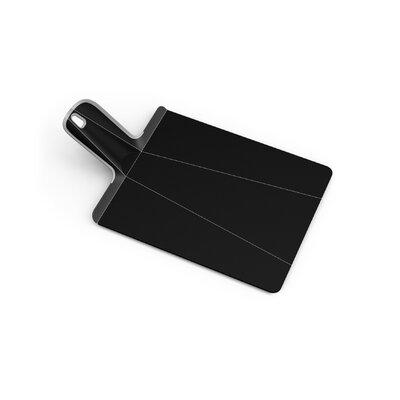 Joseph Joseph Chop2Pot Plus Chopping Board in Black