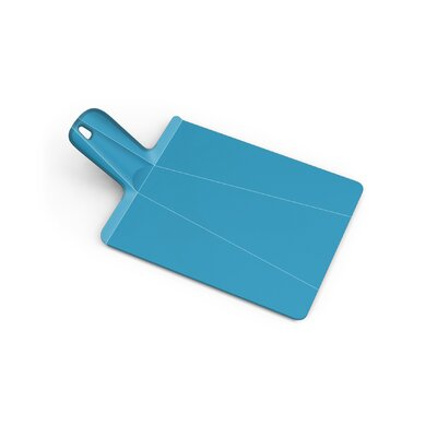 Chop2Pot Plus Chopping Board in Blue