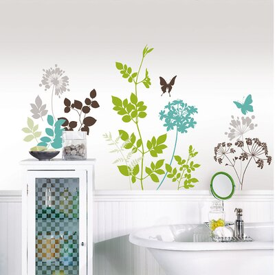 WallPops! Sheets Habitat Wall Decal
