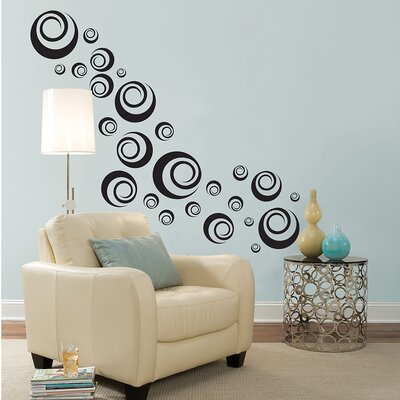 WallPops! Sheets Ringlets Wall Decal
