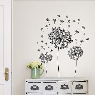 WallPops! Dandelion Small Wall Decal Kit
