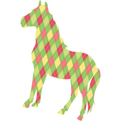 WallPops! ZooWallogy Addison The Horse Decal