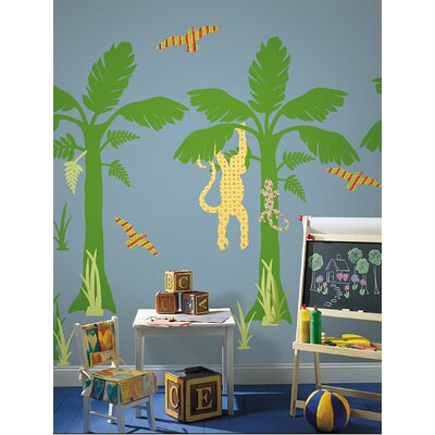 WallPops! ZooWallogy Fundango Tree Wall Decal