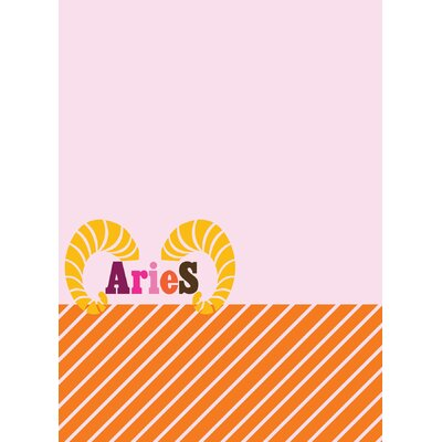 WallPops! Jonathan Adler Dry Erase Aries Board Wall Decal