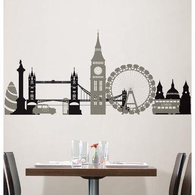 WallPops! London Calling Small Wall Decalt Kit