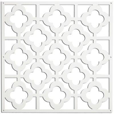 """WallPops! 17.75"""" x 17.75"""" Honeycomb Room Divider"""