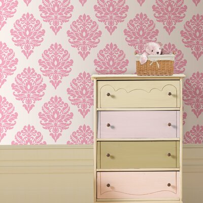 WallPops! Kids Patwork Daisy Dot Wall Decal