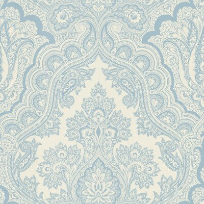 Brewster Home Fashions Echo Design Modern Paisley Wallpaper