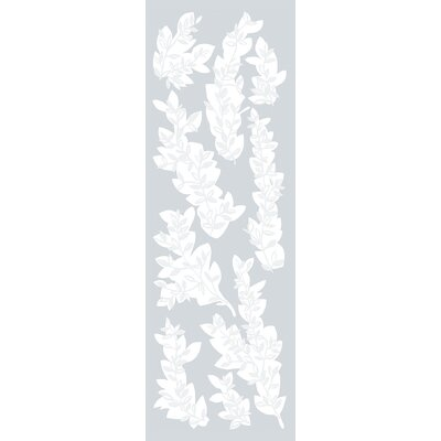 Brewster Home Fashions Willow Etched Wall Decal