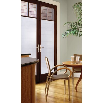 Brewster Home Fashions Spectrum Privacy Window Film