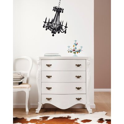 Brewster Home Fashions Komar Freestyle Chandelier Decals