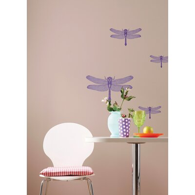 Brewster Home Fashions Komar Freestyle Libelle Decals