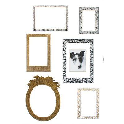 Komar Living Frames Decals