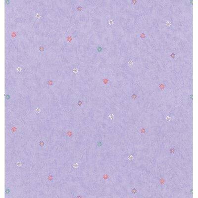 Brewster Home Fashions Kidding Around Daisy Print Wallpaper