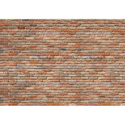 Komar Bricks Wall Mural