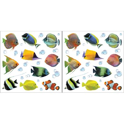 Home Décor Fish Wall Decal