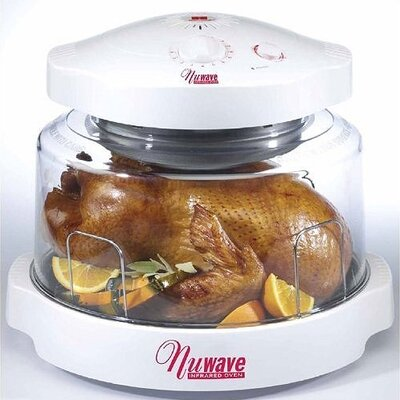 Nu-Wave Infrared Oven in White