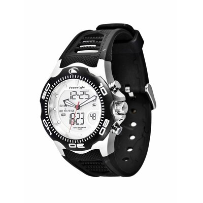 Freestyle Active Shark X 2.0 Watch in Black / Silver