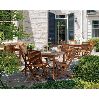 Oxford Garden Capri 5 Piece Dining Set
