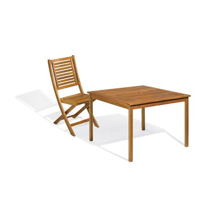 Oxford Garden Capri Bistro Dining Set