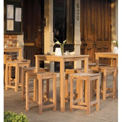 Oxford Garden Hampton 5 Piece Bar Set