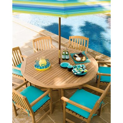 Oxford Garden Round Classic 7 Piece Dining Set