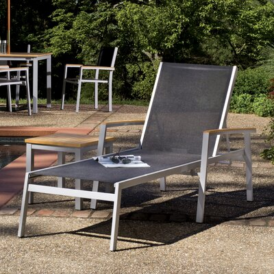 Oxford Garden Travira Chaise Lounge (Set of 2)