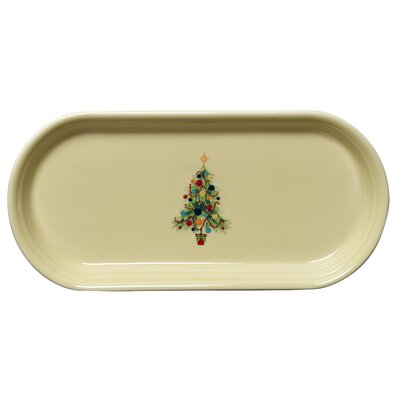 Fiesta Cookware® Christmas Tree Bread Tray
