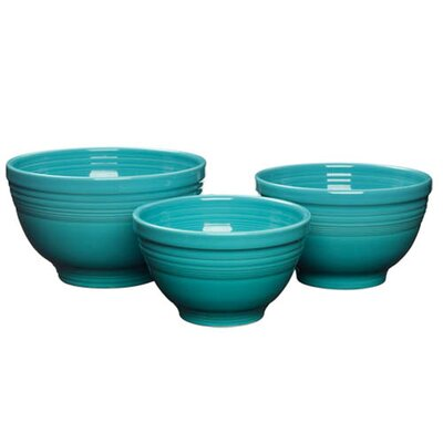 Fiesta Cookware® 3 Piece Baking Bowl Set