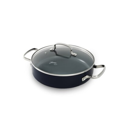 Fiesta Cookware® Covered Skillet with Lid