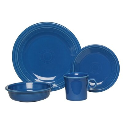 Fiesta Cookware® 4 Piece Place Setting