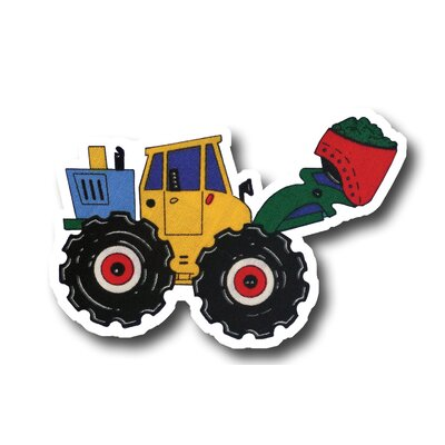 Dump Truck Front Loader Drawer Knob