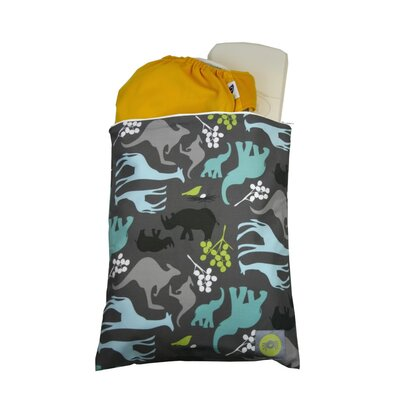 Itzy Ritzy Wet Happened Zippered Diaper Bag
