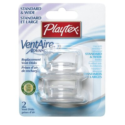 Playtex VentAire Replacement Discs 2 pack