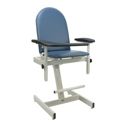 Winco Manufacturing Designer Blood Drawing Chair