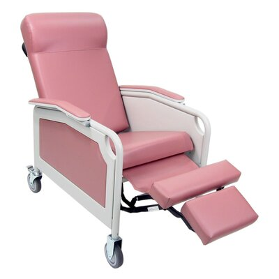 Winco Manufacturing Three Position Convalescent Recliner without Tray