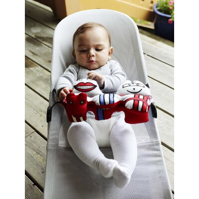 BabyBjorn Babysitter Soft Toy Bar