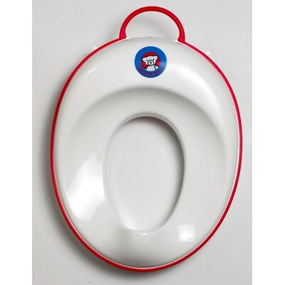 BabyBjorn Toilet Trainer in White / Red