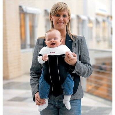 BabyBjorn Original Mesh Terry Baby Carrier