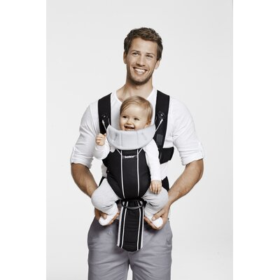 BabyBjorn Bib for Comfort Carrier in White