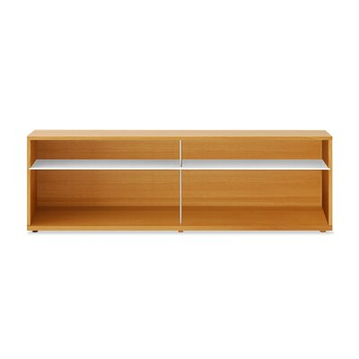 Elemental Living Veridis Multimedia Shelving 601 Storage Rack